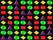 Bejeweled Games at PuzzleWebGames.com