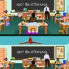 Classroom Spot the Difference Game Online