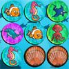 Sea Life Memo Game Online
